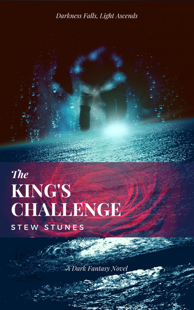 The King's Challenge - Front Cover